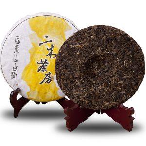 困鹿山古樹2015普洱春茶(357克/餅)