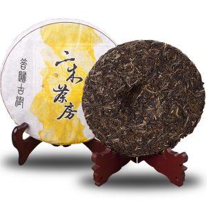 昔歸古樹2015普洱春茶(357克/餅)