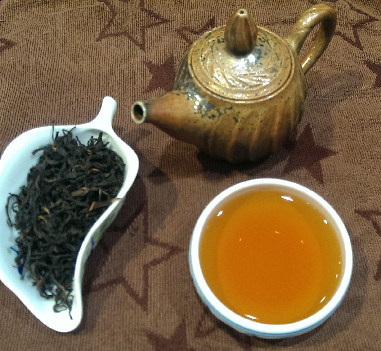 2梨山頂級紅茶