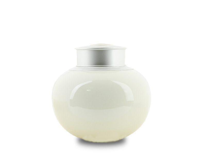 30.1白瓷茶罐