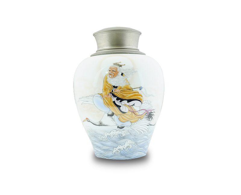 4.1手繪太白星君茶罐