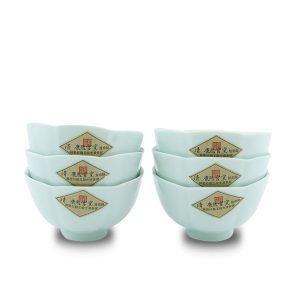 5.1龍泉釉品茗杯組