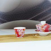 50.2竹茶盤
