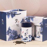 台灣高山茶-阿里山珠露(150公克/罐) 2罐入