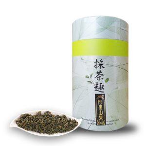 台灣高山茶-阿里山金萱(150公克/罐)