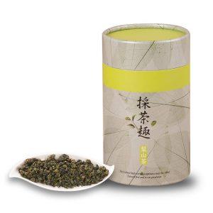 台灣高山茶-梨山烏龍茶(150公克/罐)