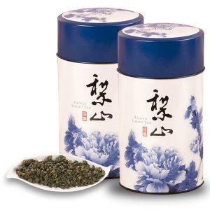 台灣高山茶-梨山烏龍茶(150公克/罐)2罐入