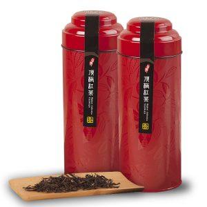 梨山頂級紅茶300公克(150公克兩入)