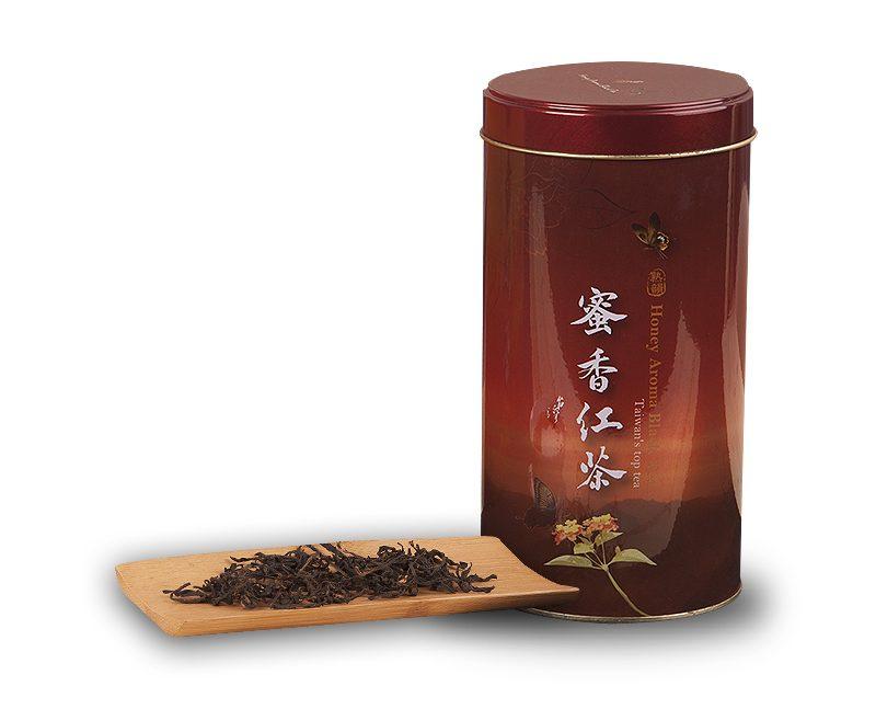 梨山韻蜜香紅茶(100公克/罐)