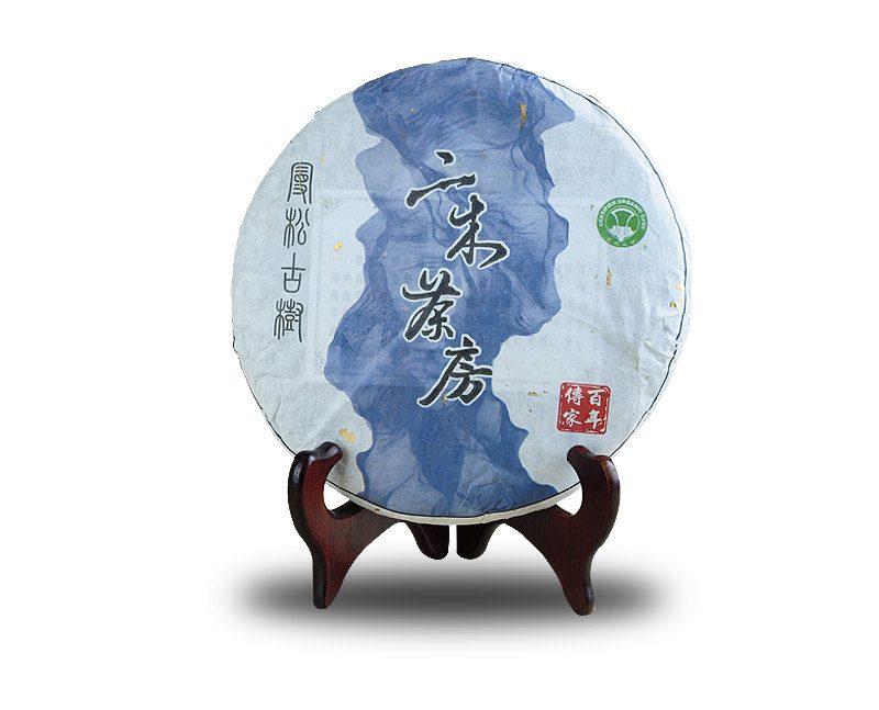 曼松古樹2016普洱春茶(357克/餅)