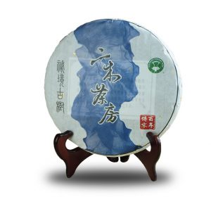 秘境古樹2016普洱春茶(357克/餅)