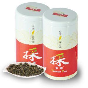 台灣高山茶-杉林溪烏龍茶(150公克/罐)2罐入